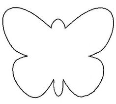 Free printable butterfly clipart picture freeuse stock Template Butterfly - ClipArt Best picture freeuse stock