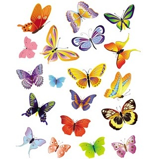 Free printable butterfly clipart transparent stock 17 Best images about Butterfly Decorations/Templates/Printables on ... transparent stock