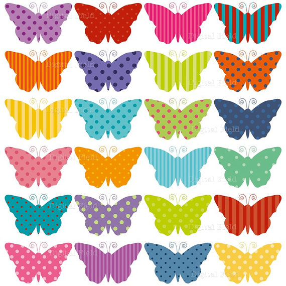 Free printable butterfly clipart png black and white library Free printable butterfly clipart - ClipartFest png black and white library