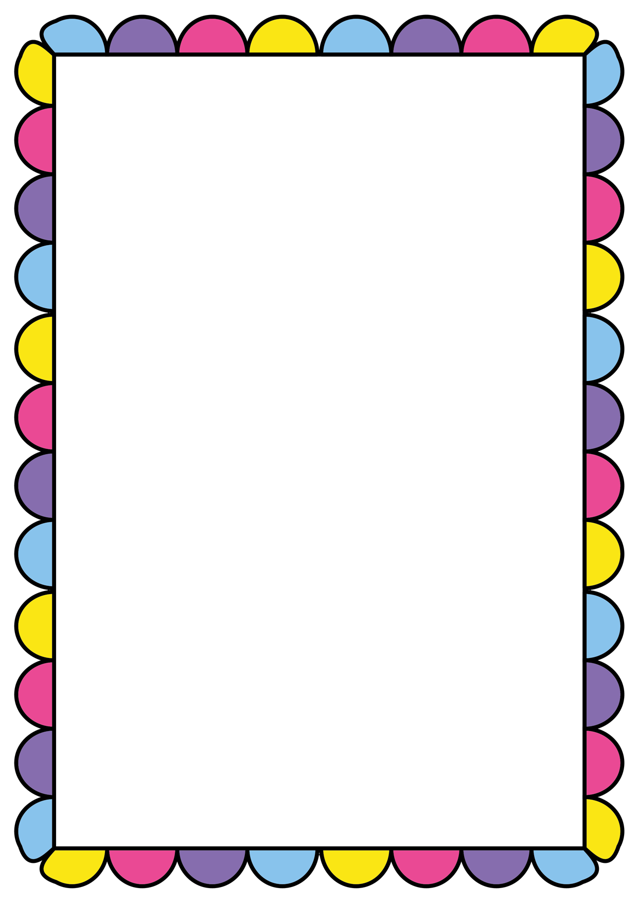 Free printable christmas clipart borders svg transparent library ✿**✿*FRAME*✿**✿* … | marcos |… svg transparent library
