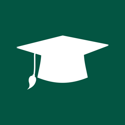 Free printable clipart green cap and gown 2020. Fall commencement graduate information