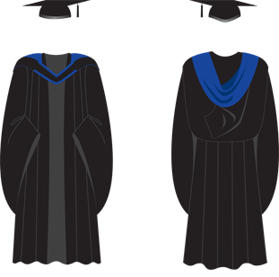 Graduation . Free printable clipart green cap and gown 2020