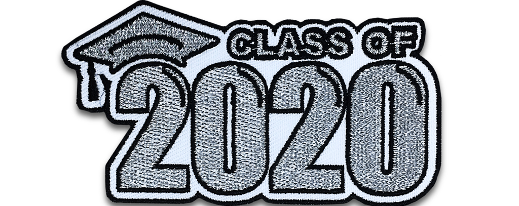 Free printable clipart green cap and gown 2020. Class of