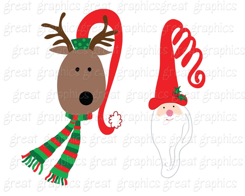 Free printable clipart of santa and reindeers clip art library Free Santa And Reindeer Clipart, Download Free Clip Art, Free Clip ... clip art library