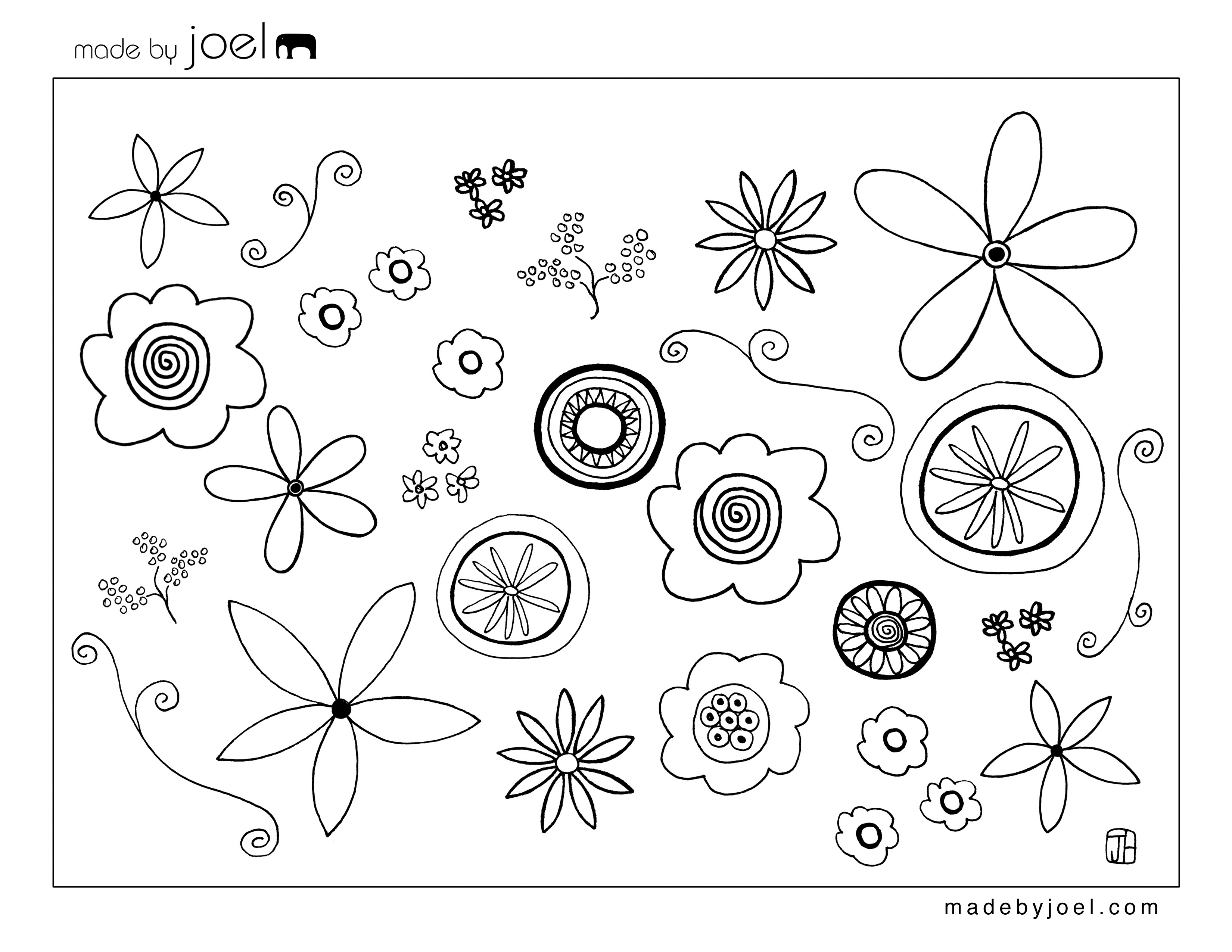 Free printable images of flowers image freeuse download Good Free Printable Flower Coloring Pages Coloring Pages Free ... image freeuse download