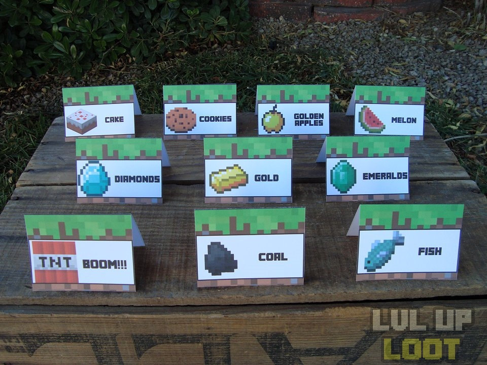 Free printable minecraft clipart banner library Minecraft Food Clipart - Clipart Kid banner library