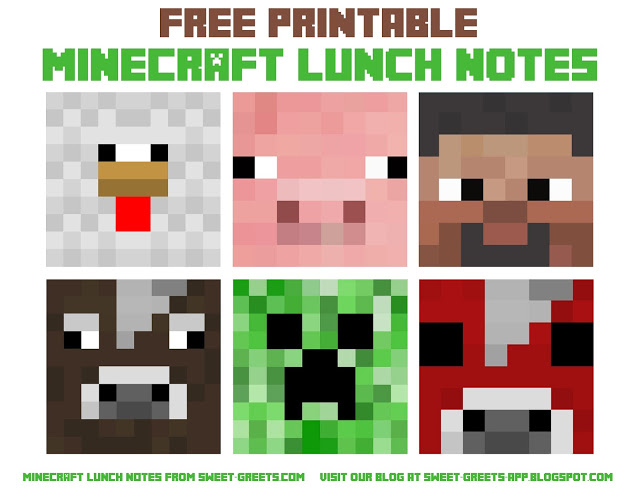 Free printable minecraft clipart graphic library Minecraft Food Clipart - Clipart Kid graphic library