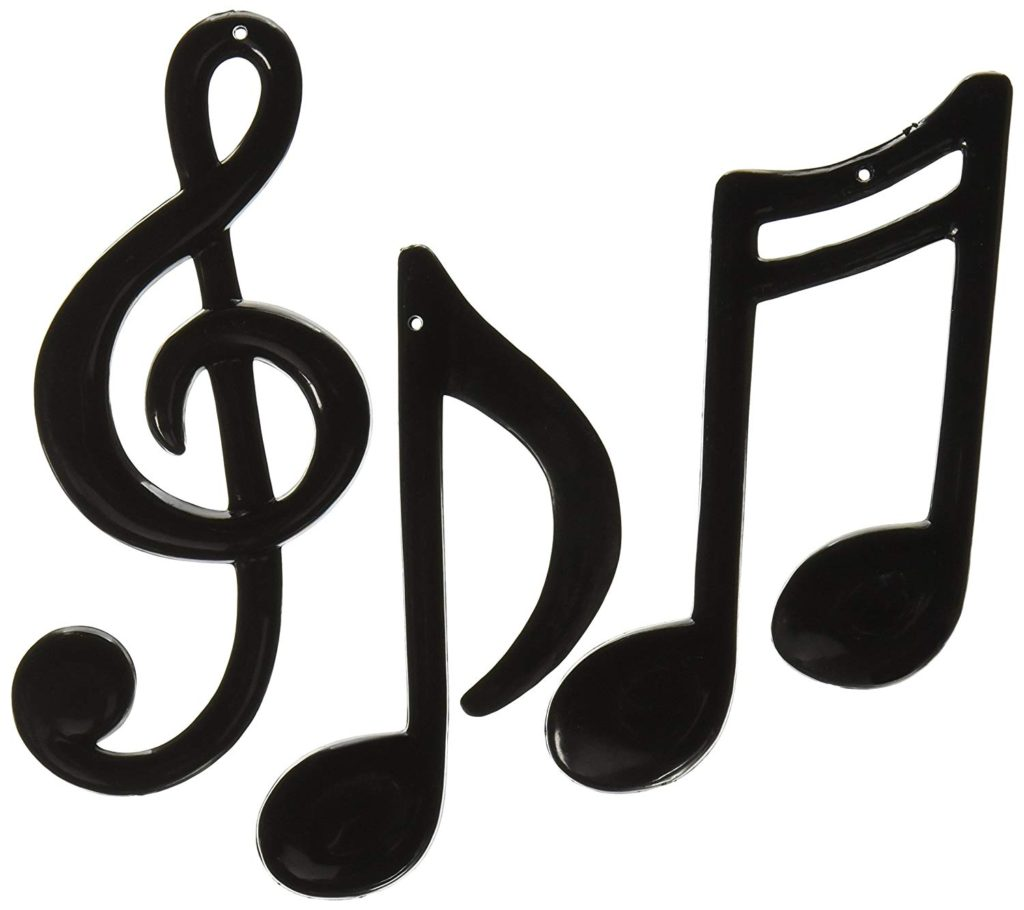 Free printable musical notes clipart picture black and white download coloring ~ Free Printable Pictures Of Music Notes For Kids All ... picture black and white download