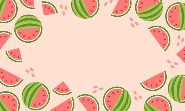Watermelon vectors photos and. Free printable one in a melon clipart