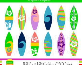 Free printable surfboard clipart freeuse stock Free printable surfboard clipart - ClipartFox freeuse stock