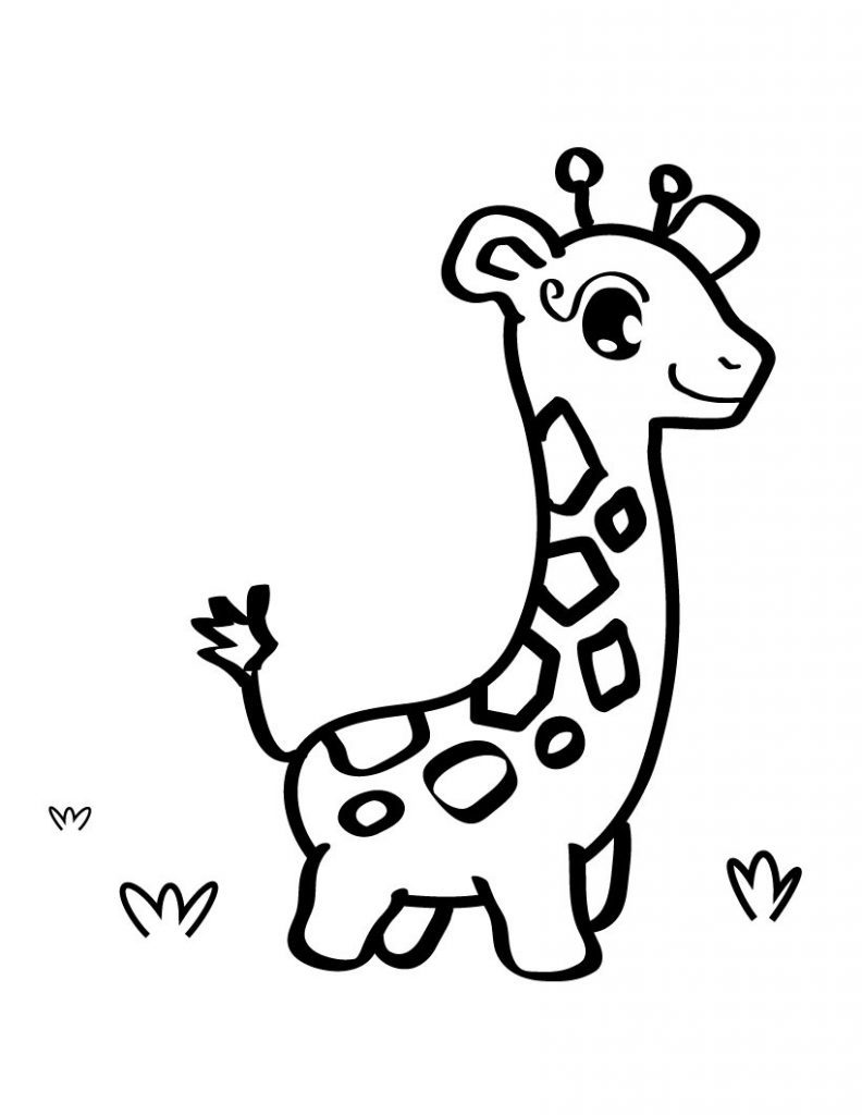 Free printables giraffe in plane clipart clip art library stock Giraffes Coloring Pages. giraffe coloring pages coloringpages1001 ... clip art library stock