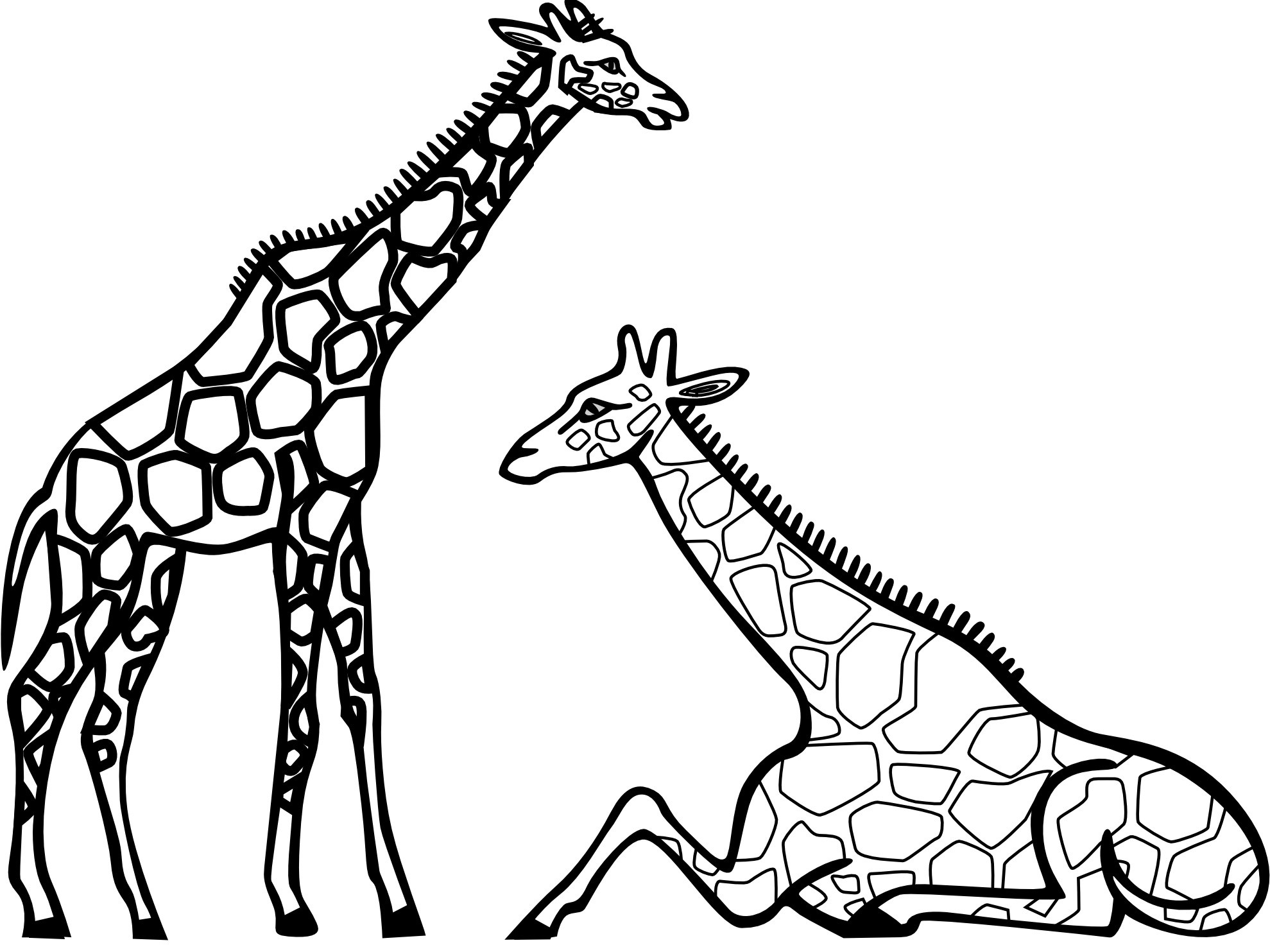 Free printables giraffe in plane clipart picture freeuse library 2. printable 02 animals gt. top 20 free printable giraffe coloring ... picture freeuse library