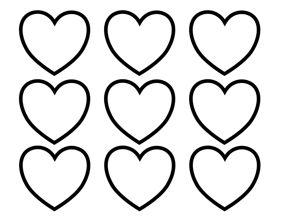 Free printables hearts clipart work banner free download Coloring Page Of A Heart. letter a in heart coloring page free ... banner free download