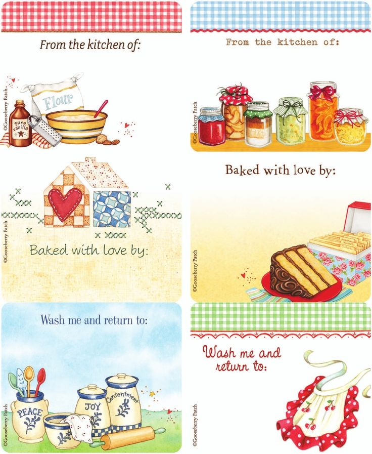 Free printables kitchen hearts clipart work png stock 17 Best images about Kitchen & Pantry Labels on Pinterest ... png stock
