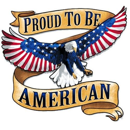 Free proud to be an american clipart banner black and white library Collection of Bless clipart | Free download best Bless clipart on ... banner black and white library