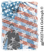 Free proud to be an american clipart jpg royalty free stock Proud American Clip Art - Royalty Free - GoGraph jpg royalty free stock