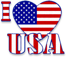 Free proud to be an american clipart. Flag