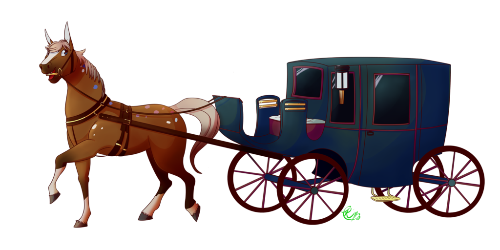 Free pumpkin chariot no background clipart free Horse And Buggy Drawing at GetDrawings.com | Free for personal use ... free