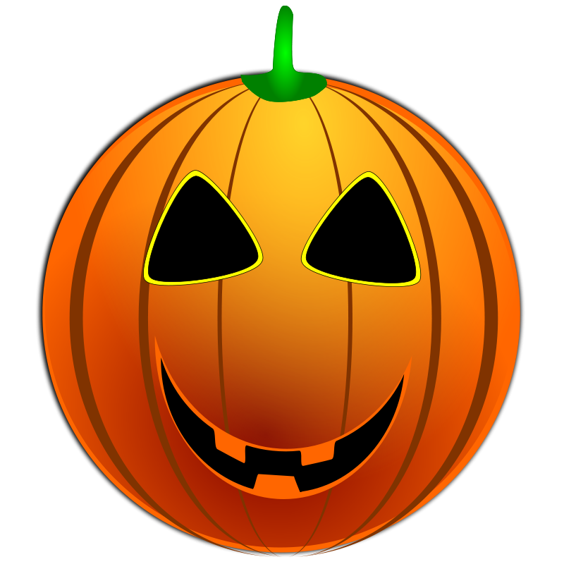 Free pumpkin face clipart png library download Jack-o-lantern | Free Stock Photo | Illustration of a jack-o-lantern ... png library download