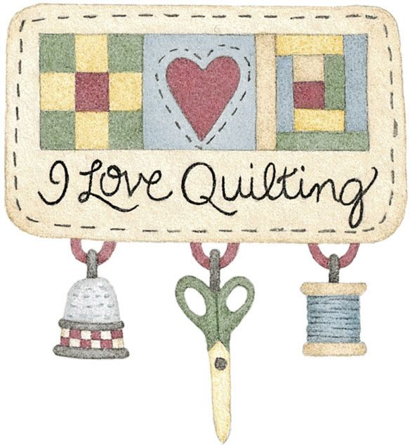 Country clip art pattern. Free quilting clipart images