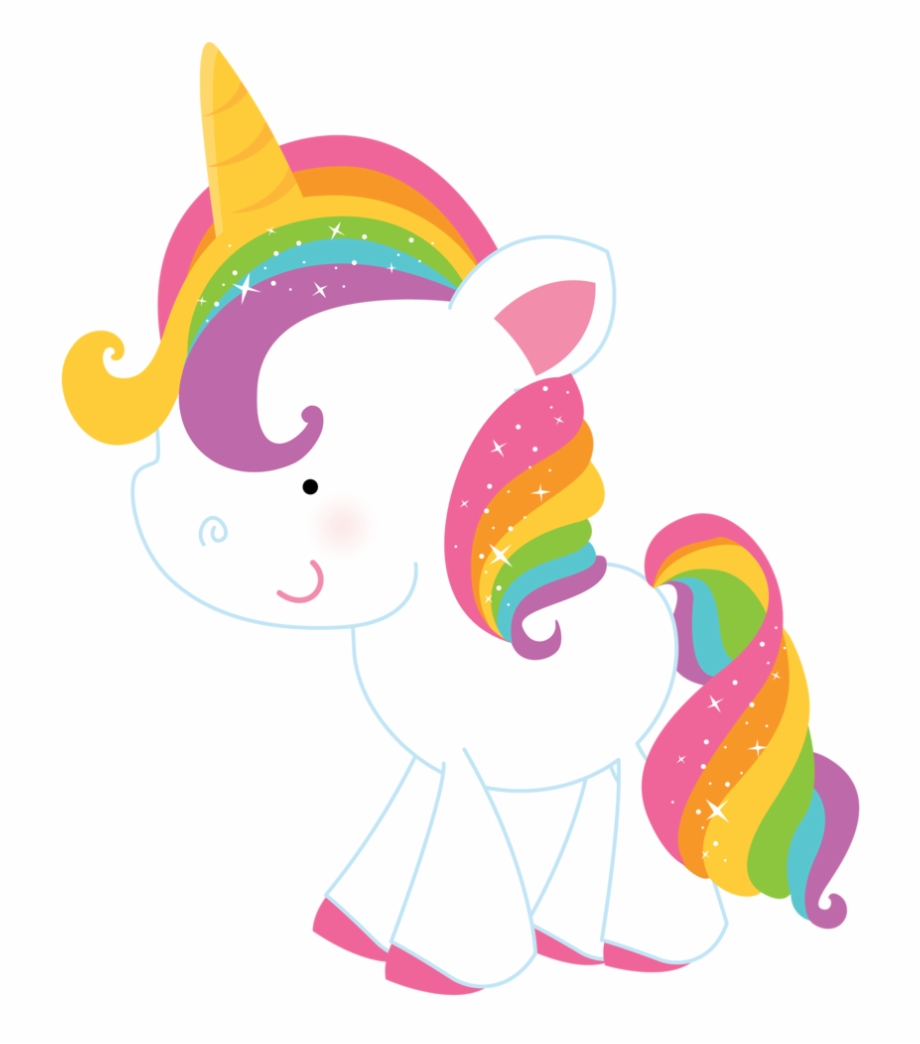 Face png . Free rainbow unicorn clipart