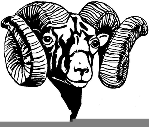 Free ram head clipart image free stock Clipart Ram Heads | Free Images at Clker.com - vector clip art ... image free stock