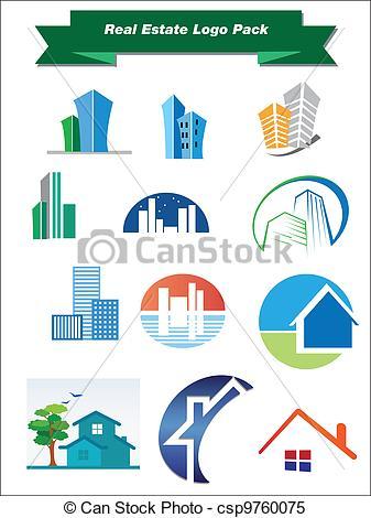 Free real estate logo clipart graphic black and white download Free real estate logo clipart - ClipartFest graphic black and white download