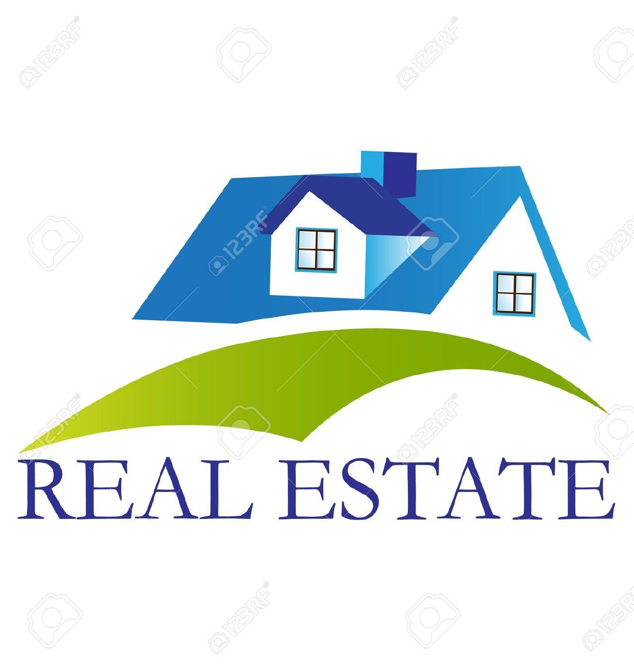 Free real estate logo clipart png transparent download Free real estate logo clipart - ClipartFest png transparent download