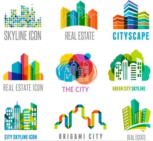 Free real estate logo clipart svg freeuse REAL ESTATE