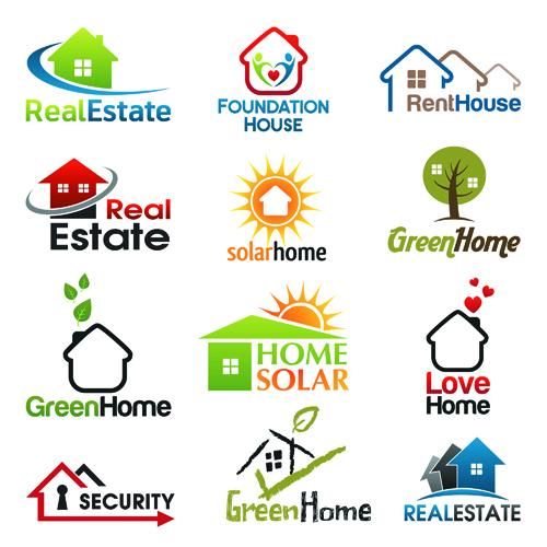Free real estate logo clipart svg transparent Free real estate logo clipart - ClipartFest svg transparent