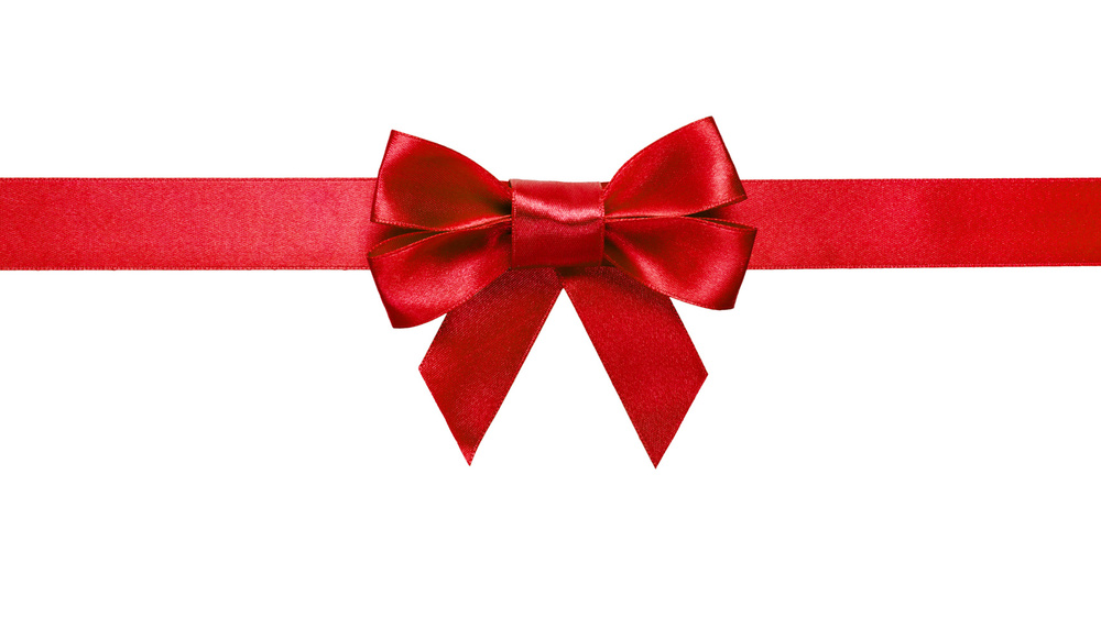 Free red bow clipart clipart library stock Red Bow Ribbon Clipart - Free Clipart clipart library stock