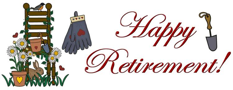 Free clipart retirement borders. Homey clip art female