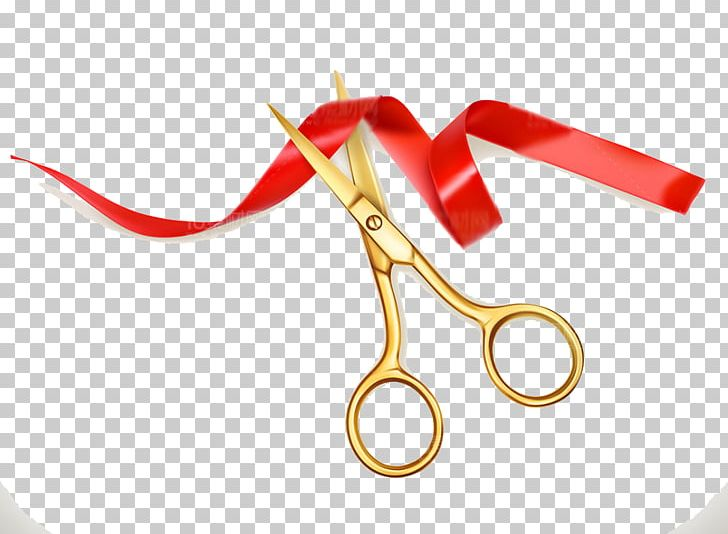 Free ribbon cutting clipart royalty free Scissors Ribbon Opening Ceremony Cutting PNG, Clipart, Brand, Cut ... royalty free
