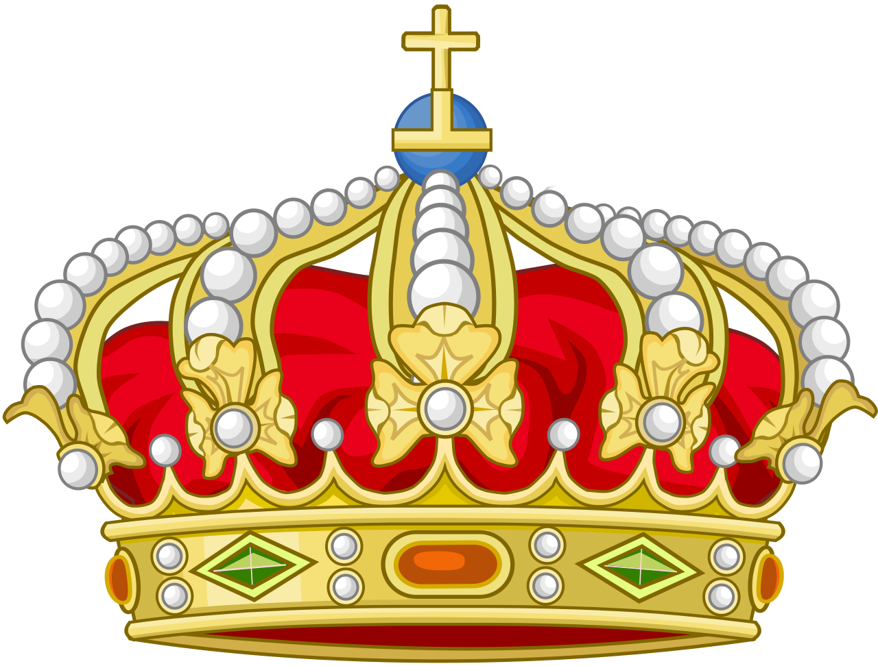 Free royal crown clipart banner transparent Crown Royal Clipart Royal Banner#3203250 banner transparent