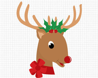 Free rudolph clipart. Cliparts download clip art