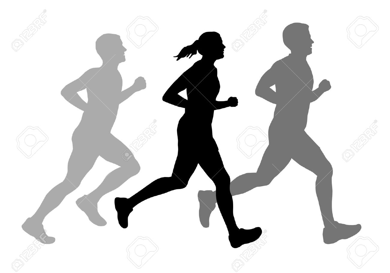 Free running clipart. People download best