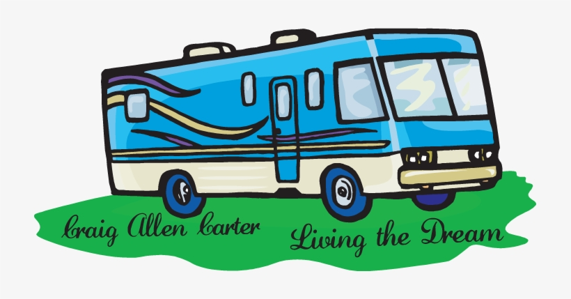 Image freeuse library cartoon. Free rv clipart images