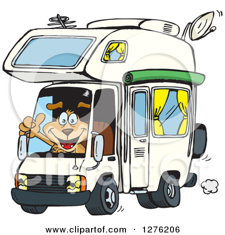 Station . Free rv clipart images