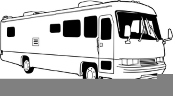 Free rv clipart images. Downloads station
