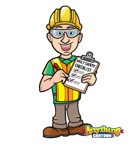 Free safety cartoon clipart banner free library Safety Cartoons| Free Safety Cartoon Posters| Safety - Free Clipart banner free library
