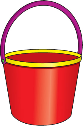 Free sand bucket clipart. Cliparts download clip art