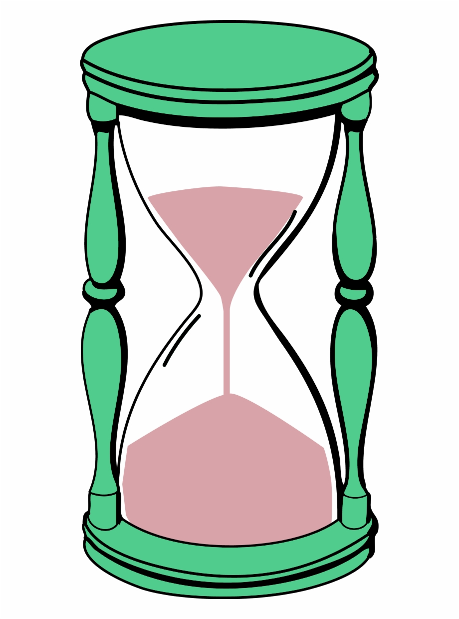 Sand timer clipart image black and white library Hourglass With Sand - Sand Timer Clip Art Free PNG Images & Clipart ... image black and white library