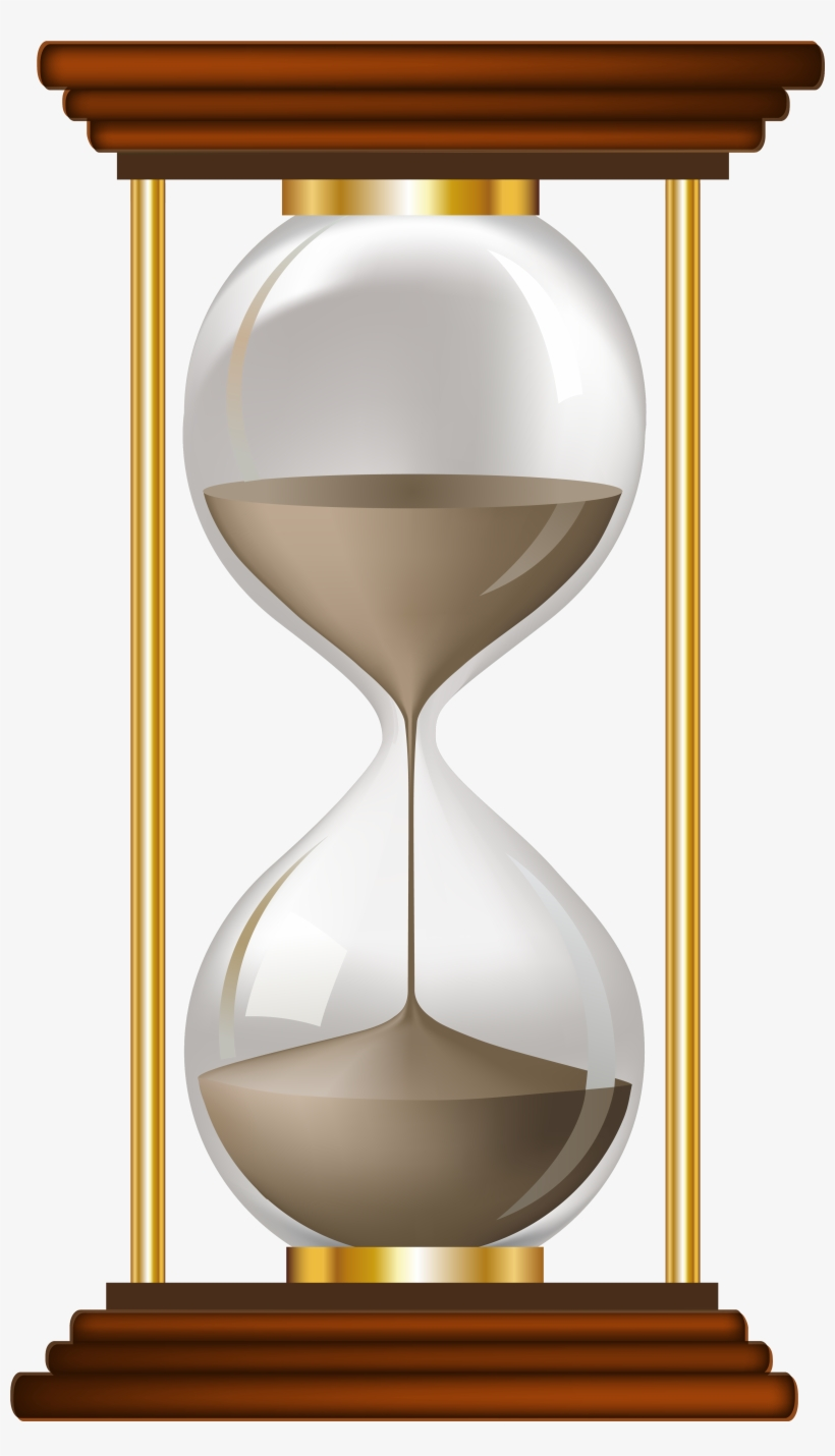Free sand timer clipart. Graphic clock png clip