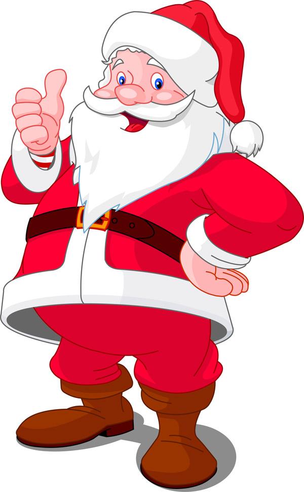 Free santa claus clipart pictures. Images download clip art