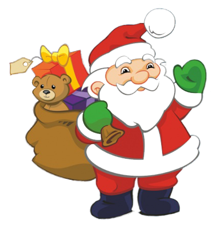 Free santa claus clipart pictures vector royalty free Funny and free santa claus clipart - ClipartAndScrap vector royalty free