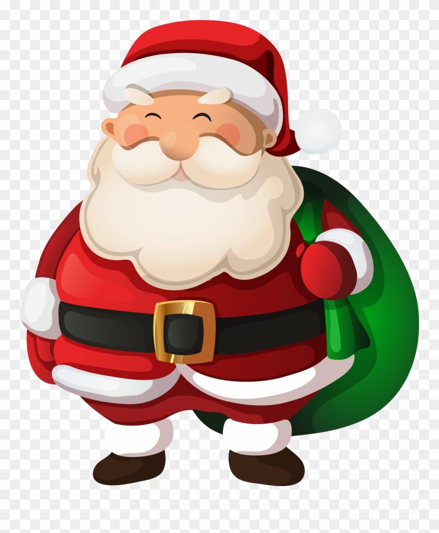 Free santa claus clipart pictures.  clip art images