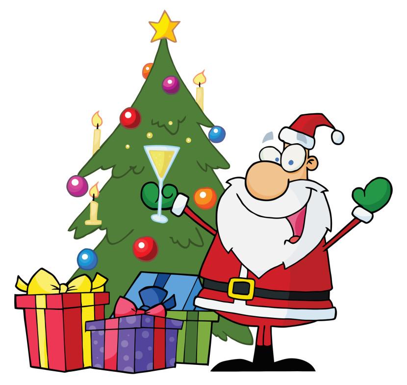 Free santa clipart jpg image Free Santa Clipart & Santa Clip Art Images - ClipartALL.com image