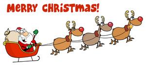 Free santa clipart jpg png Merry Christmas Clip Art Free & Merry Christmas Clip Art Clip Art ... png