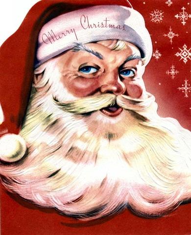 Free santa clipart jpg svg Vintage Santa Clipart - Clipart Kid svg