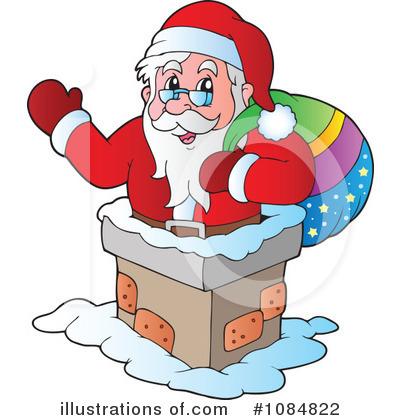 Free santa clipart jpg image free download Santa Clipart #1084822 - Illustration by visekart image free download